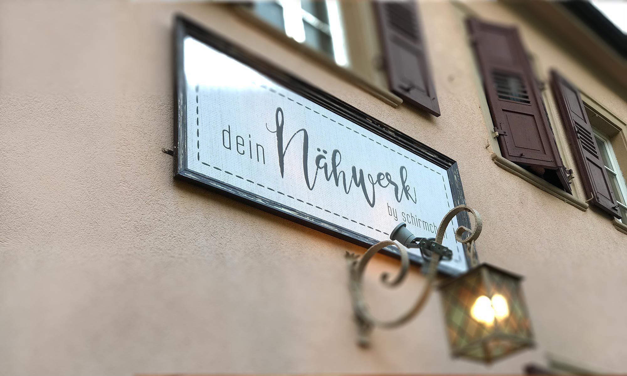 Dein Nähgeschäft in Bad Dürkheim